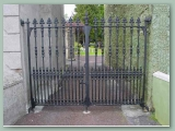 Antique Gate Restoration