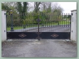 Cast Iron Gate Design